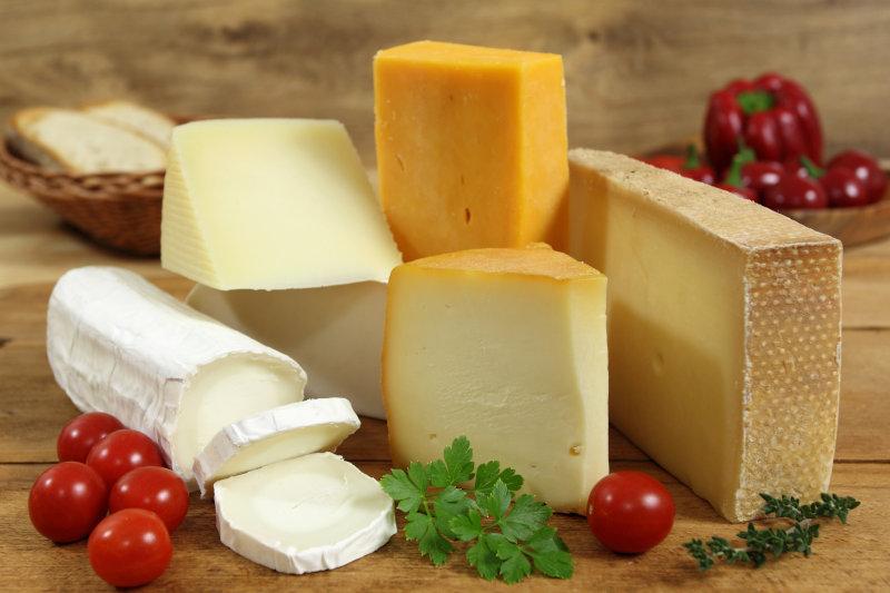 I migliori formaggi regionali tipici