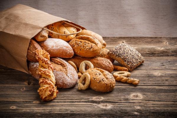 Pane Italiano e prodotti da forno tradizionali regionali