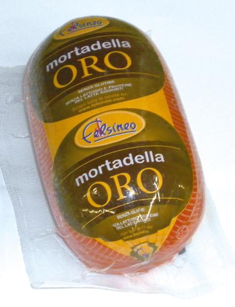 Mortadella Bollo Oro FELSINEO 1kg c.a.