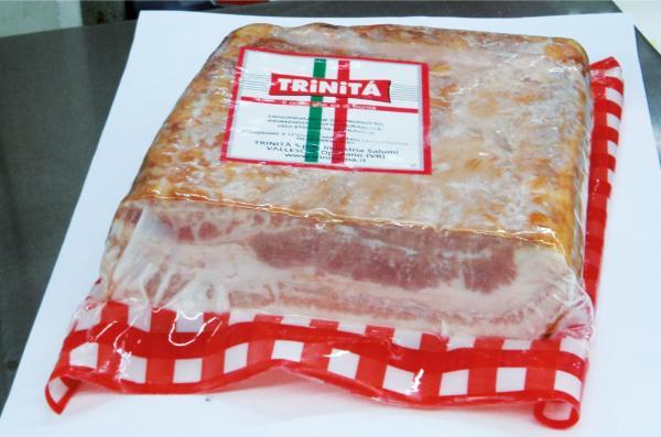 Pancetta Stufata TRINITÀ 2.30kg c.a.