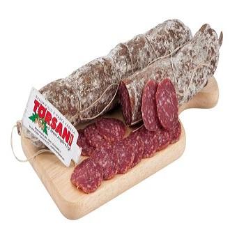 Salame Abruzzese TORSANI 0.8kg c.a.