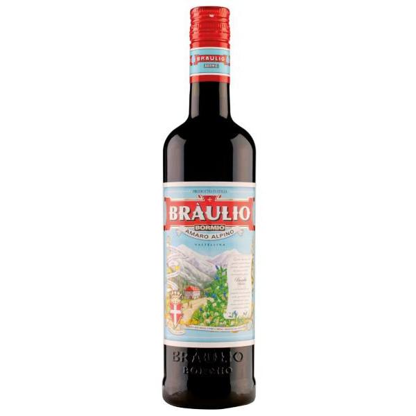 BRÀULIO Amaro Alpino 0.70lt