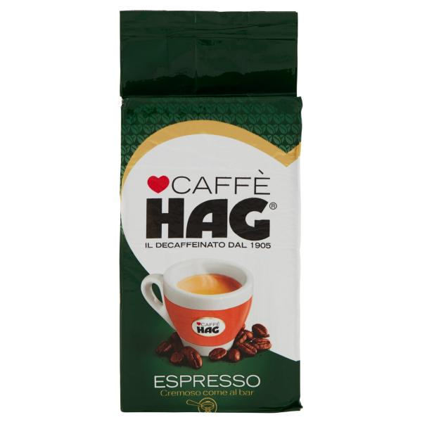 CAFFÈ Decaffeinato HAG 250gr