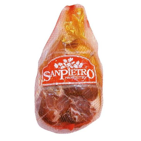 Prosciutto di Parma Dop senza Osso SAN PIETRO 8kg c.a.