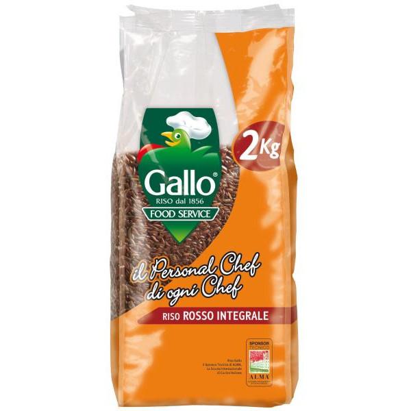 RISO GALLO Rosso 2kg