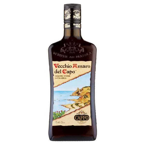 Vecchio Amaro del Capo CAFFO  0.70lt