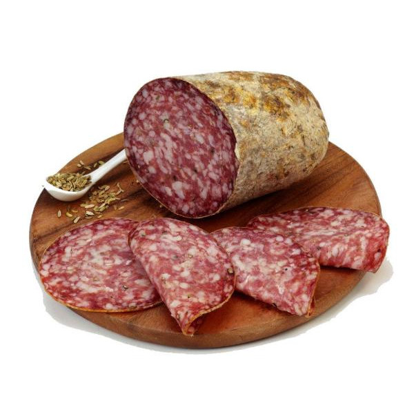 Salame Finocchiona Toscana Igp BENVENUTI 1.5kg c.a.