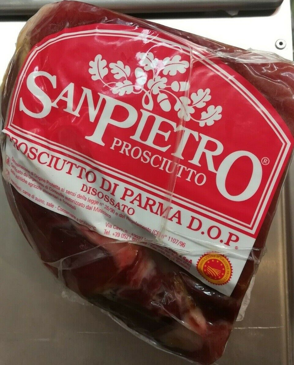 Prosciutto Crudo di Parma Dop SAN PIETRO 1.5kg c.a.