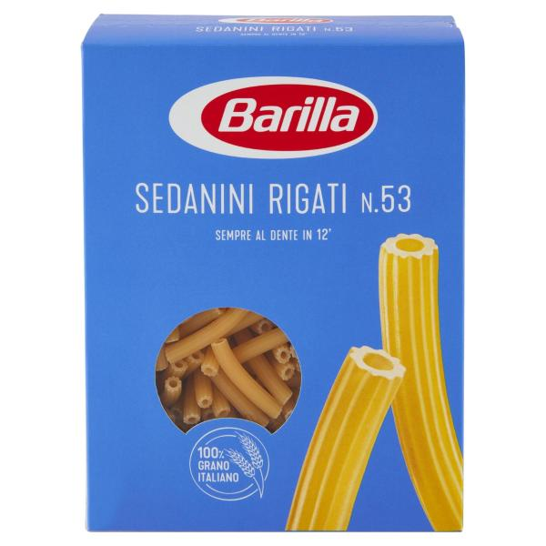 Sedanini Rigati n.53 BARILLA 500gr