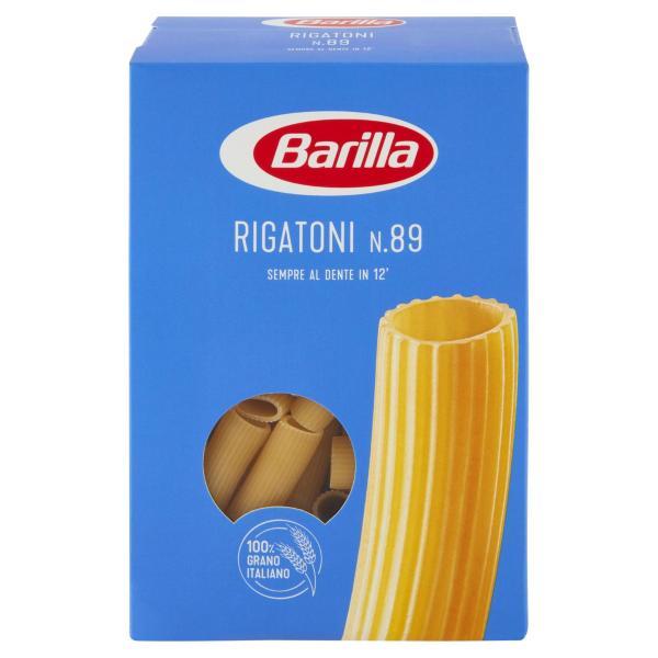 Rigatoni n.89 BARILLA 500gr