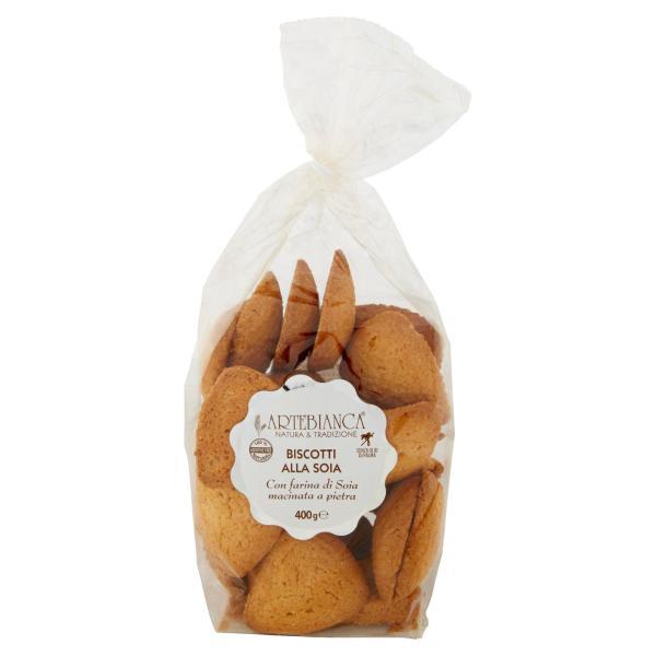 Biscotti alla Soia ARTEBIANCA 400gr