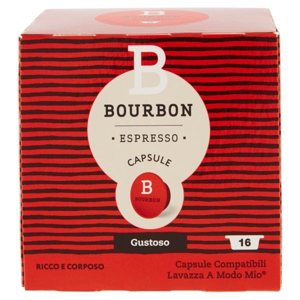 CAFFÈ LAVAZZA a Modo Mio Bourbon 16 capsule