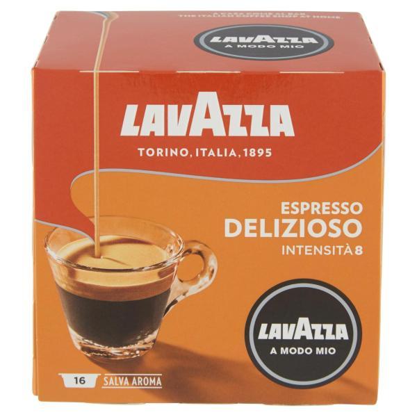 CAFFÈ LAVAZZA a Modo Mio Delizioso 16 capsule