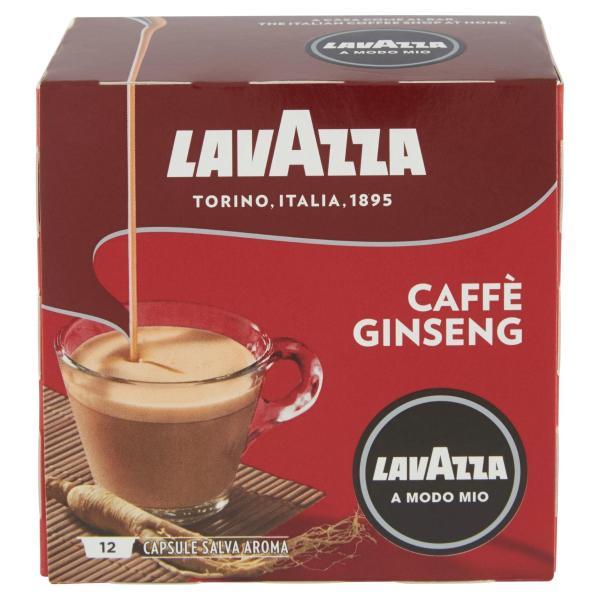 CAFFÈ Ginseng LAVAZZA a Modo Mio 12 capsule