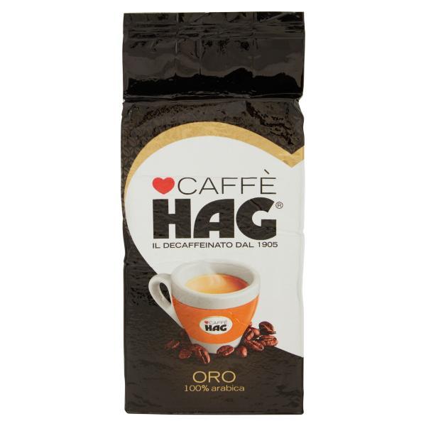 CAFFÈ Decaffeinato HAG Oro 250gr