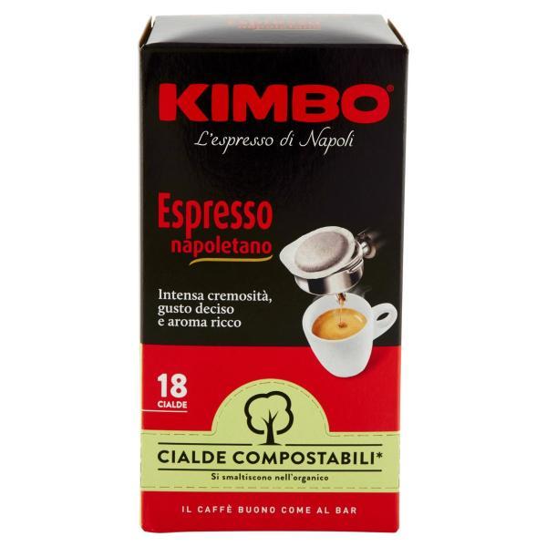 CAFFÈ KIMBO Espresso Napoletano 18 cialde