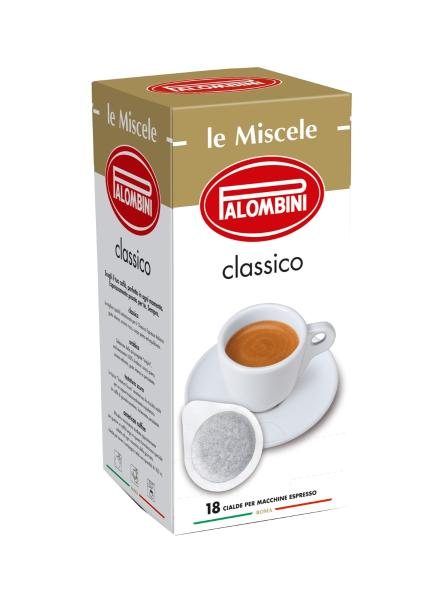 CAFFÈ classico PALOMBINI 18 cialde