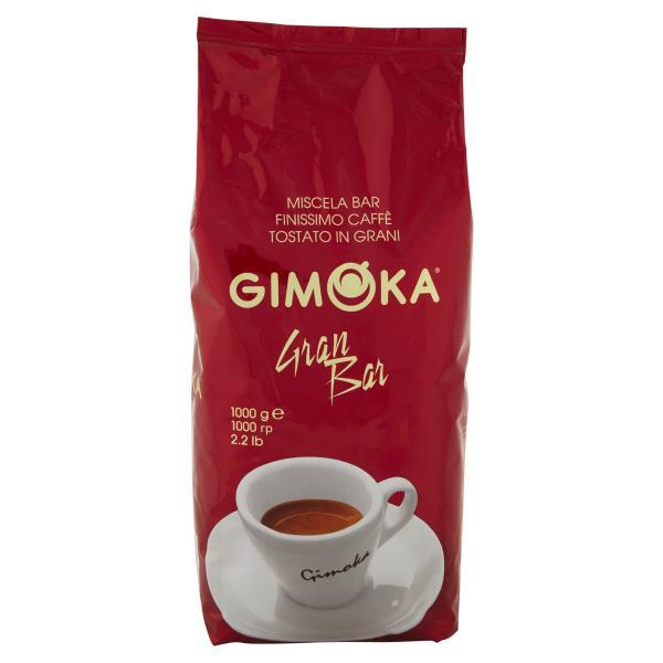 CAFFE' GIMOKA Gran Bar in grani 1kg