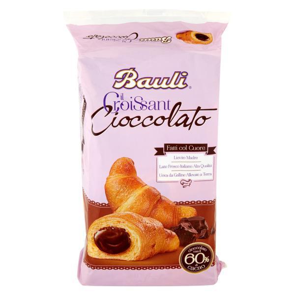 CROISSANT Cioccolato BAULI 10 x 50gr