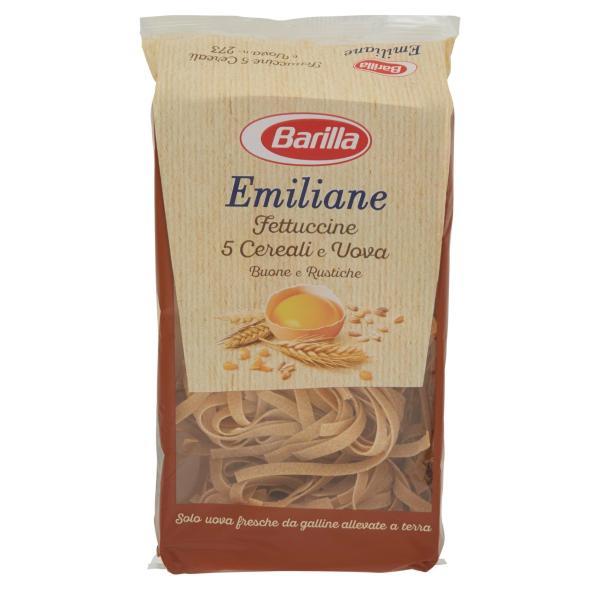Fettuccine 5 Cereali e Uova BARILLA Emiliane 250gr