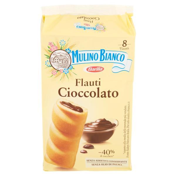 Flauti Cioccolato MULINO BIANCO 280gr