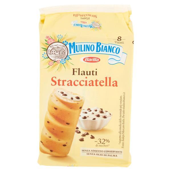 Flauti Stracciatella MULINO BIANCO 280gr