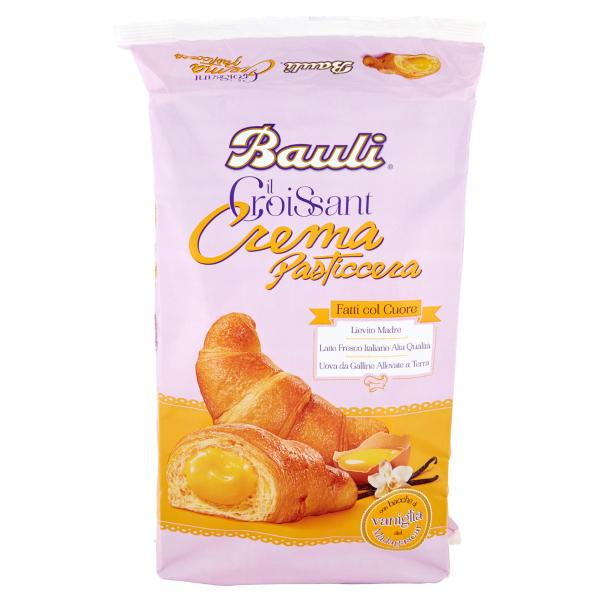 Croissant Crema Pasticcera BAULI 10 x 50gr
