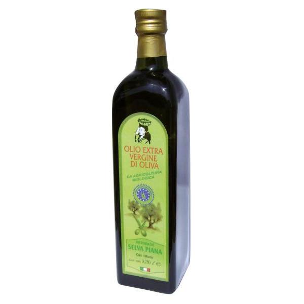Olio Extra Vergine di Olive Bio SELVAPIANA 750ml