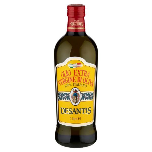 Olio Extra Vergine di Oliva 100% Italiano DESANTIS 1lt