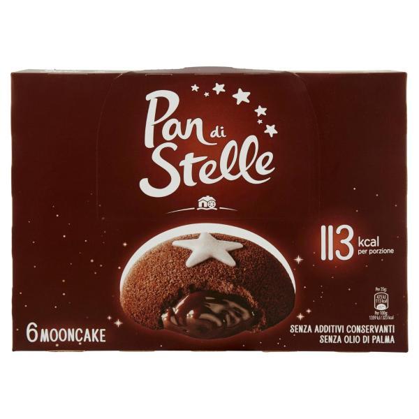 Mooncake PAN DI STELLE 6pz 210gr
