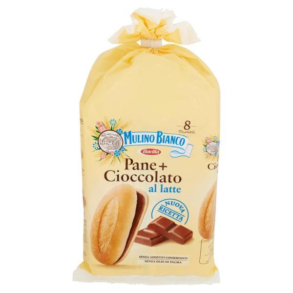 Pane e Cioccolato al Latte MULINO BIANCO 300gr