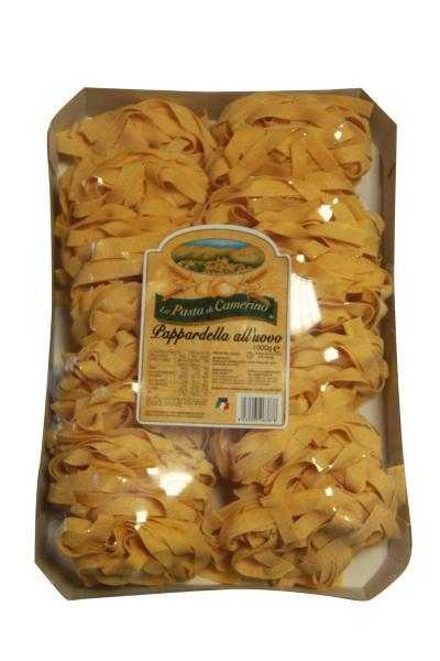 Pappardelle Pasta all'uovo CAMERINO 1kg