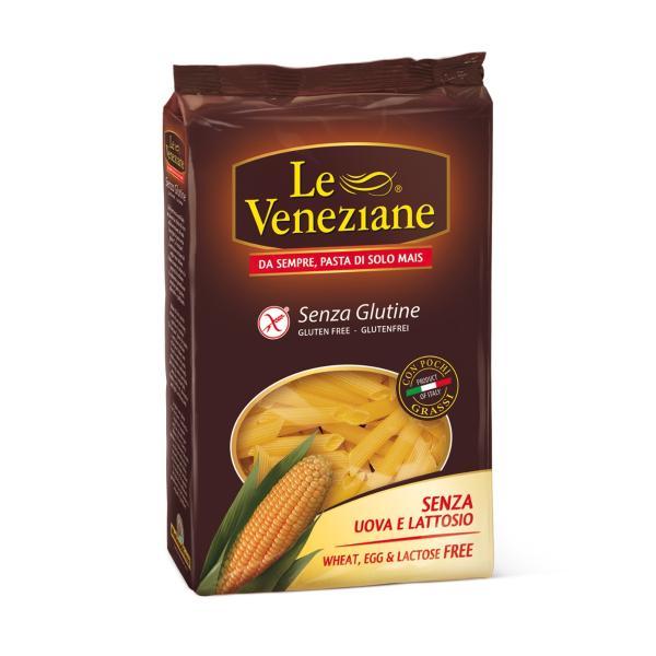 Penne Rigate senza Glutine LE VENEZIANE 250gr