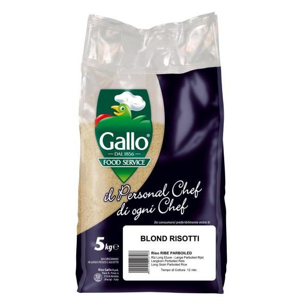 Riso GALLO BLOND 5kg