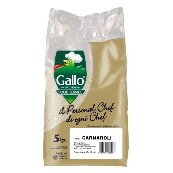 RISO GALLO Carnaroli Blond 5kg