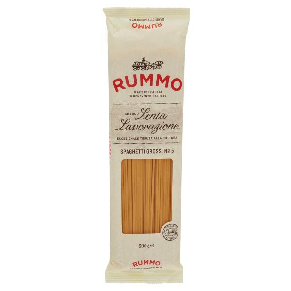 Spaghetti Grossi n°5 RUMMO 500gr