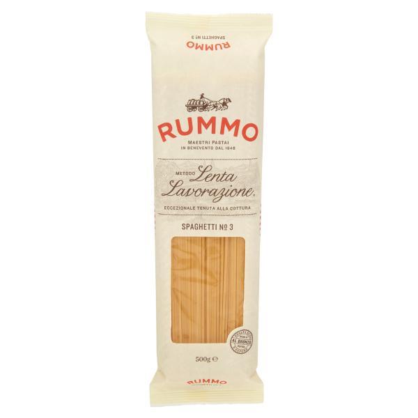 Spaghetti n° 3 Pasta RUMMO 500gr