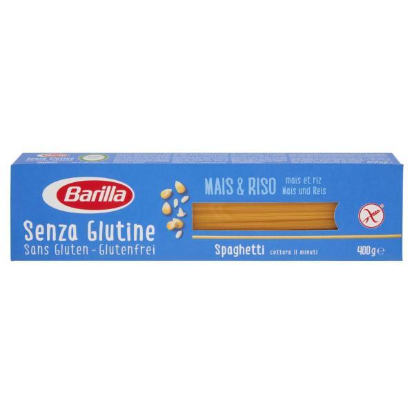 Spaghetti n° 5 senza Glutine BARILLA 400gr