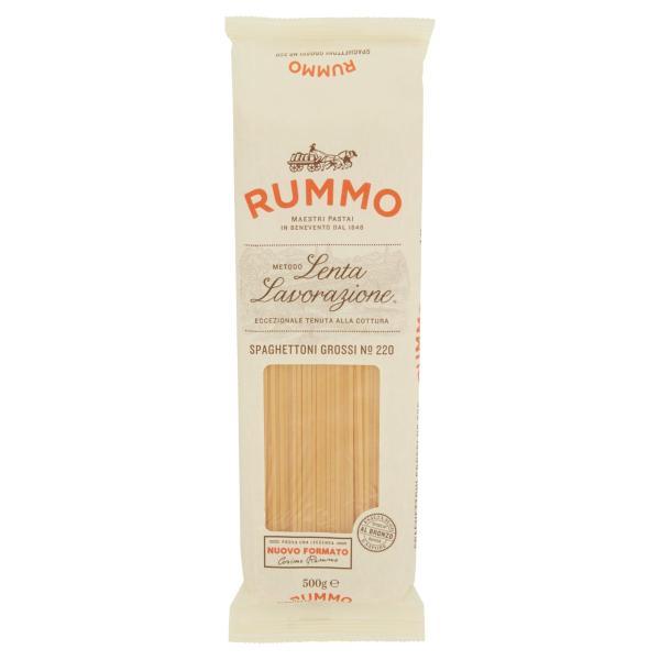 Spaghettoni Grossi n° 220 Pasta RUMMO 500gr