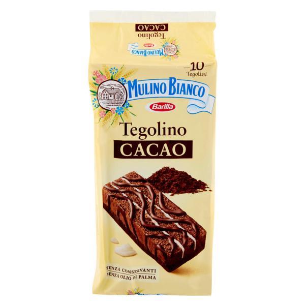 Tegolino Cacao MULINO BIANCO 350gr