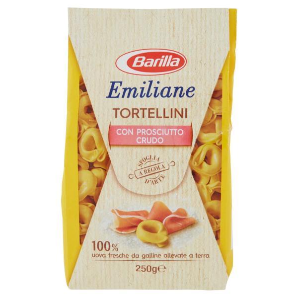 Tortellini Prosciutto Crudo Emiliane BARILLA 250gr