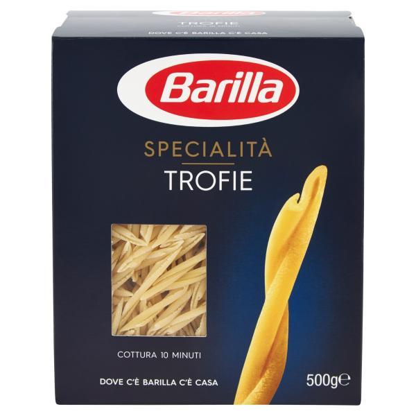 Trofie Specialità BARILLA 500gr