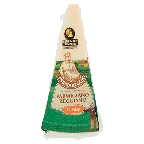 Parmigiano Reggiano Dop 22 mesi PARMAREGGIO 0.5kg
