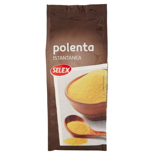 Polenta Istantanea SELEX 500gr