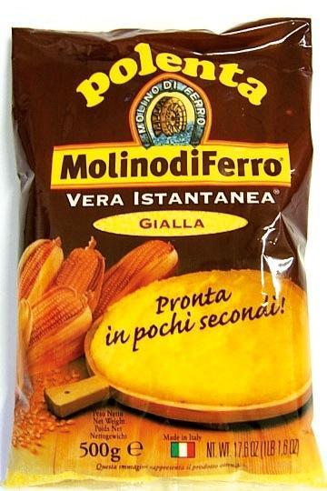 Polenta Vera Istantanea MOLINO DI FERRO 500gr