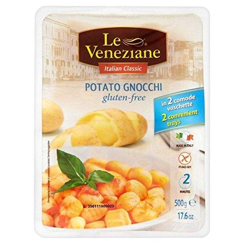 Gnocchi senza Glutine LE VENEZIANE 500gr