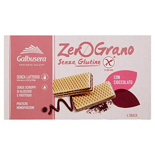 Wafer senza Glutine con Cioccolato GALBUSERA 180gr