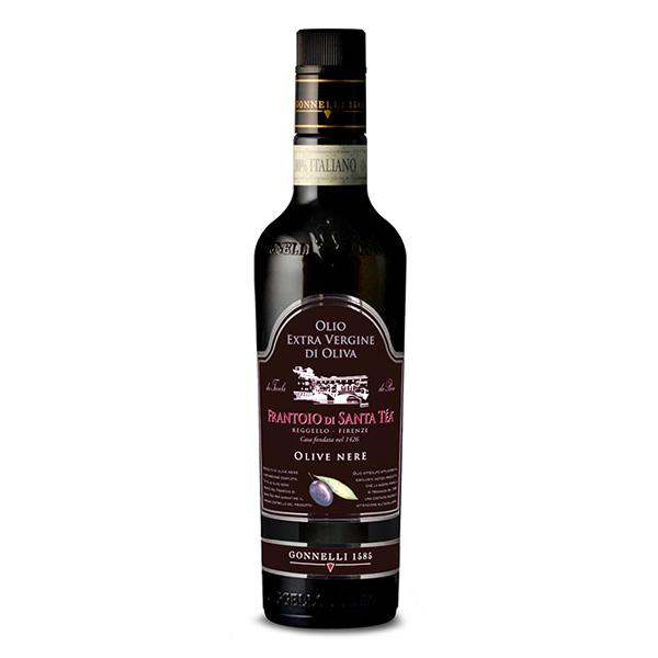 Olio Extra Vergine di Olive Nere Toscana GONNELLI 50cl