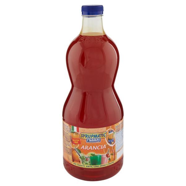 Arancia Syrupmatic FABBRI 3kg