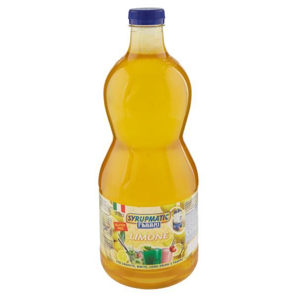 Limone Syrupmatic FABBRI 3kg